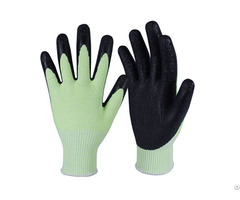 Latex Coated String Knit Safety Work Gloves Lcg 07