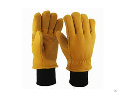 Buckskin Safety Work Gloves Blg 02