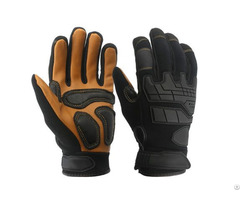 Mechanic Safety Work Gloves Msg 014