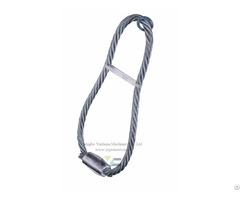 Cast-in Lifting Hoops/wire Rope Loops