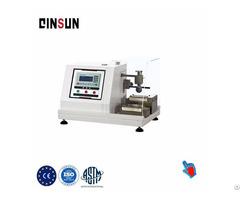 Digital Safety Glove Cutting Resistance Test Machine