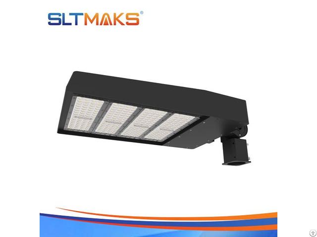 Sltmaks Outdoor 320w Led Street Light Dlc Ul 5years Warranty
