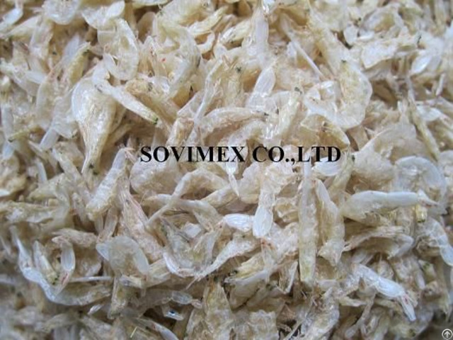 Dried Baby Shrimp From Vietnam