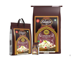 Shazia Basmati Rice H R Exports Pvt Ltd