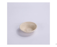 Sugarcane Bagasse 2oz Shallow Cup