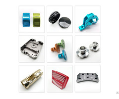 Precision Mechanical Small Iron Cnc Machining Part