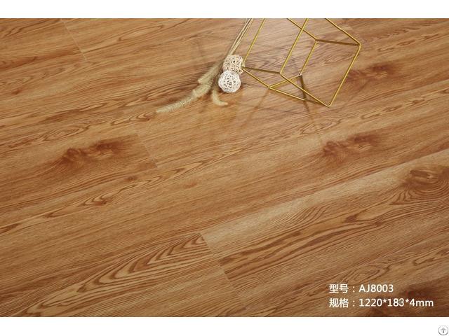 100% Waterproof Non Slip Pvc Rigid Lvt Spc Vinyl Flooring