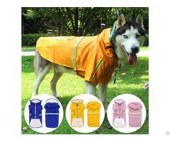 Pet Dog Raincoat