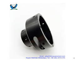 Prototyping Mechanical 4 Axis Iron Cnc Machinery Part