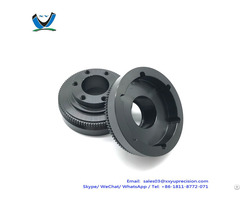Mini 4 Axis Mechanical Alloy Cnc Drawing Part
