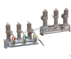 Hvd32 Outdoor High Voltage Vacuum Circuit Breaker