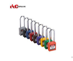 Stainless Steel Shackle Safety Padlocks