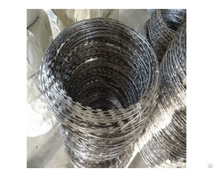 Professional Razor Barbed Wire Fence Manufacturer