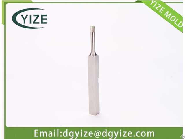 Precision Insert Of Automobile Connector Die Grinding Processing In Dongguan