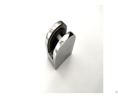 Stainless Steel Glass Clamp Holder Clip For Door
