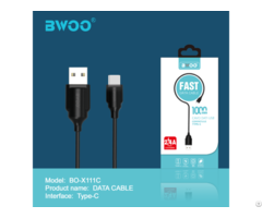 Bwoo Lightning Data Cable For Iphone Andriod