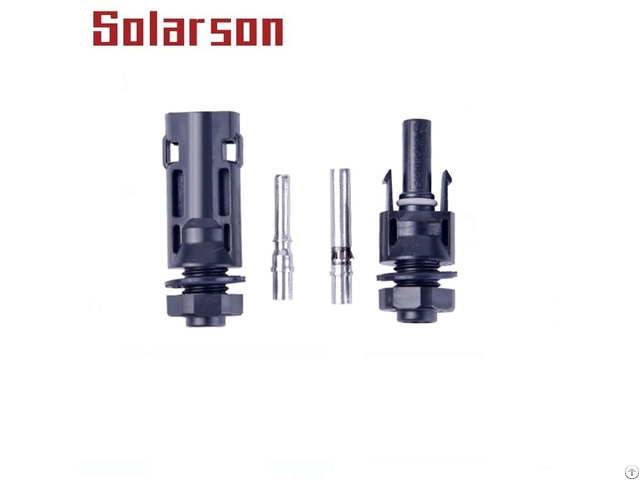 1500v Dc Mc4 Connector Solar Pv Male And Female