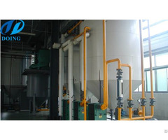 Cooking Edible Vegetable Oil Refinery Plant
