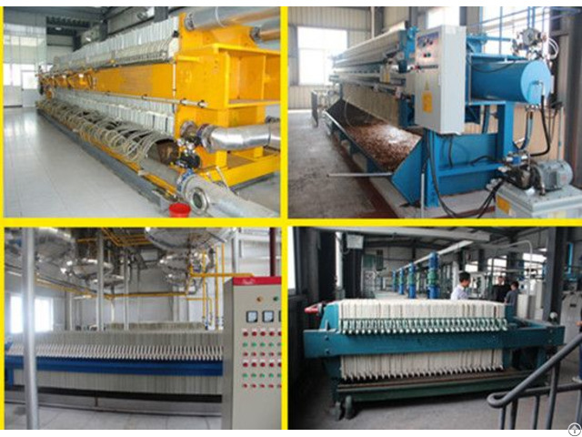 High Technology Physical Cooking Oil Refinery Equipment