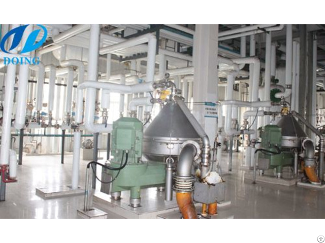 1tpd Mini Vegetable Oil Refinery Line