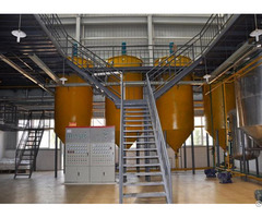 Palm Oil Refinery Mill