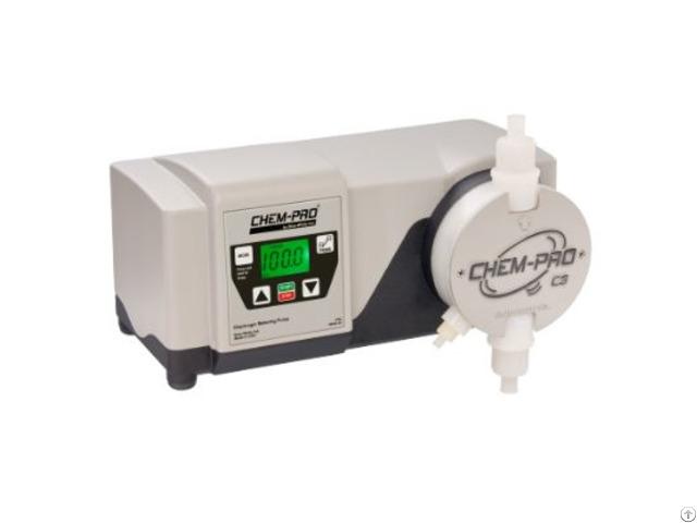 Blue White Diaphragm Pump Chem Pro C3