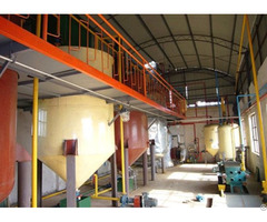 Oil Mill Plant Made In China