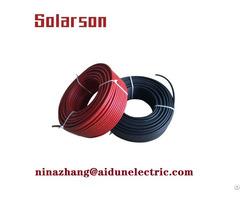 1000v Dc Tuv Solar Pv 1x10mm2 Cable 95a