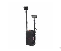 Police Equipment 72w Portable Led Flood Light