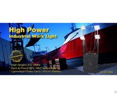Police Equipment Portable Led Flood Light