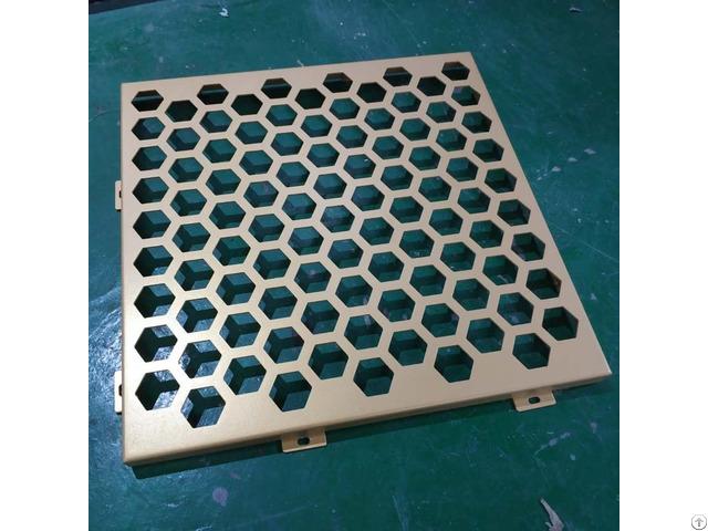 Customized Aluminum Punching Panel