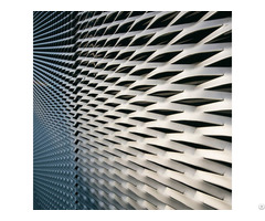 Good Price Aluminum Expanded Mesh Panel