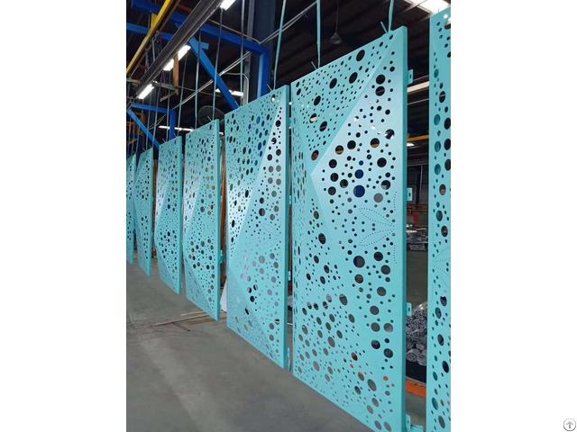 New Product Aluminum Screen