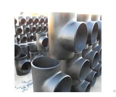 Carbon Steel Tee Supplier