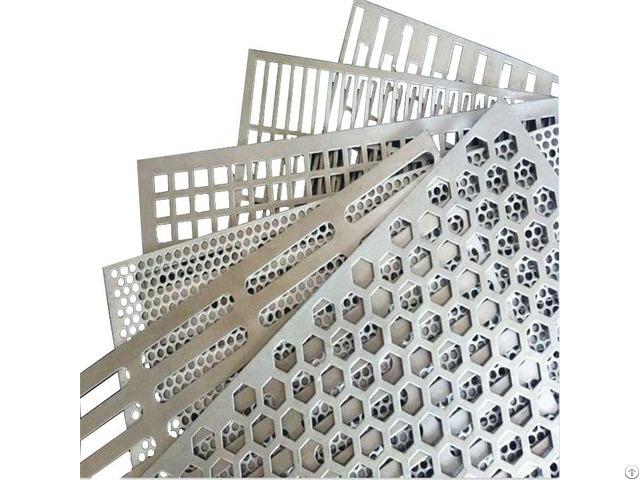 Modern Design Decorative Aluminum Screen
