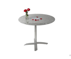 Stone Furniture Marble Round Table Dining Room