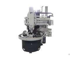 Chinese Wholesale Conventional Manual Metal Cutting Vertical Lathe Machine Tool Vtl Factory