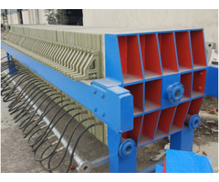 Hydraumatic Compacting Membrane Filter Press