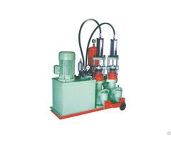 Yb Hydraulic Plunger Pump
