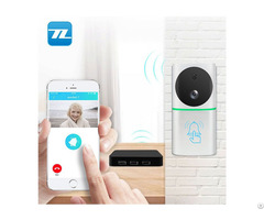 Wholesales Battery Wifi Doorbell Support Oem Tl Wf03