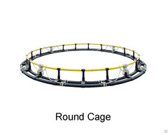 Farming Cages Round