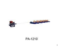 Diesel Engine Multi Impeller Paddlewheel Aerator