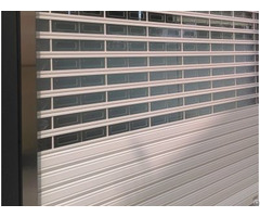 Garage Rolling Door Polycarbonate