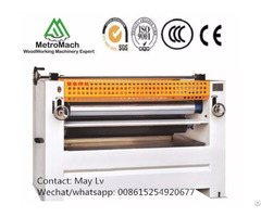Woodworking Plywood Veneer Glue Spreader Machine