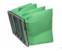 Yl G3 G4 Good Air Permeability Bag Filter Of Primary Effect For Dust Collection System