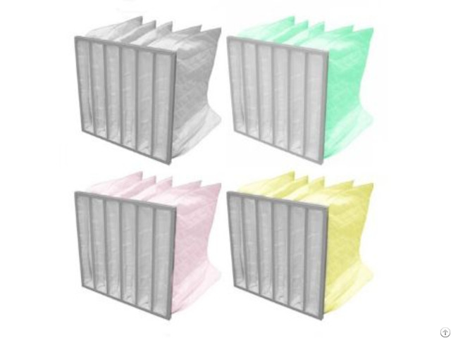 Yl F5 F6 F7 F8 F9 Factory Direct Wholesale Top Quality Bag Filter Of Mediumeffect