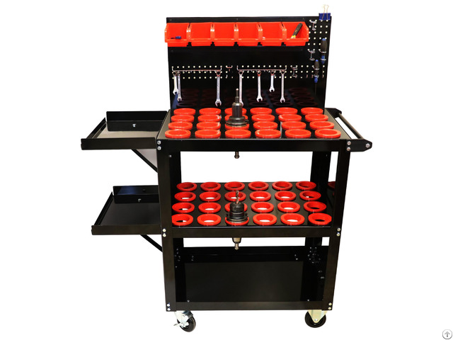 Shop With The Reliable Cnc Tool Holder Cart Manufacturers Uratech Usa Inc