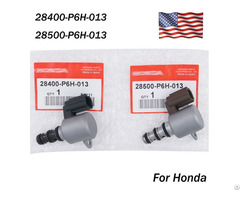 China High Quality Transmission Shift Control Solenoid Valve B And C Set Kit Fit Honda Acura