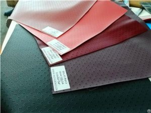 Bh4769 Multi Color Embossing Star Synthetic Leather 0 8mm 54