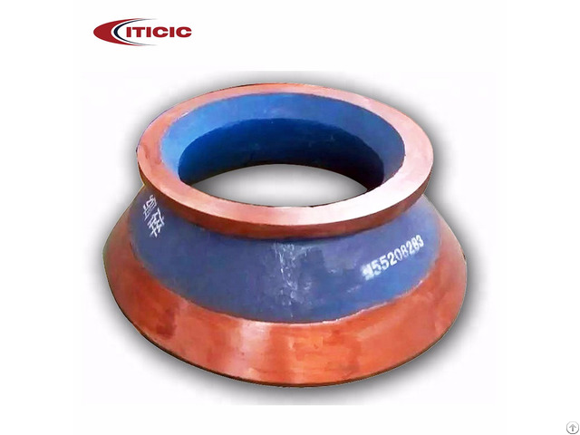 Steel Casting Cone Cover